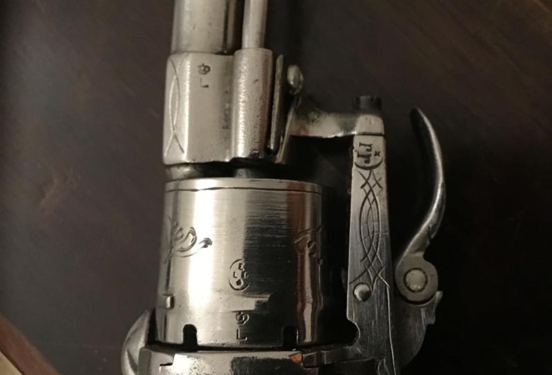 Lefaucheux - Mariette : 3 revolvers  Img_3333
