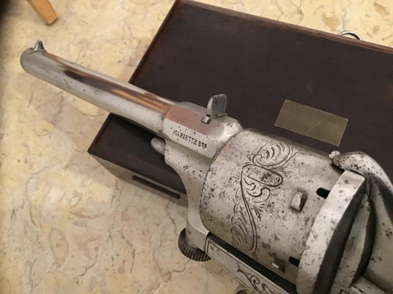 Lefaucheux - Mariette : 3 revolvers  Img_3339