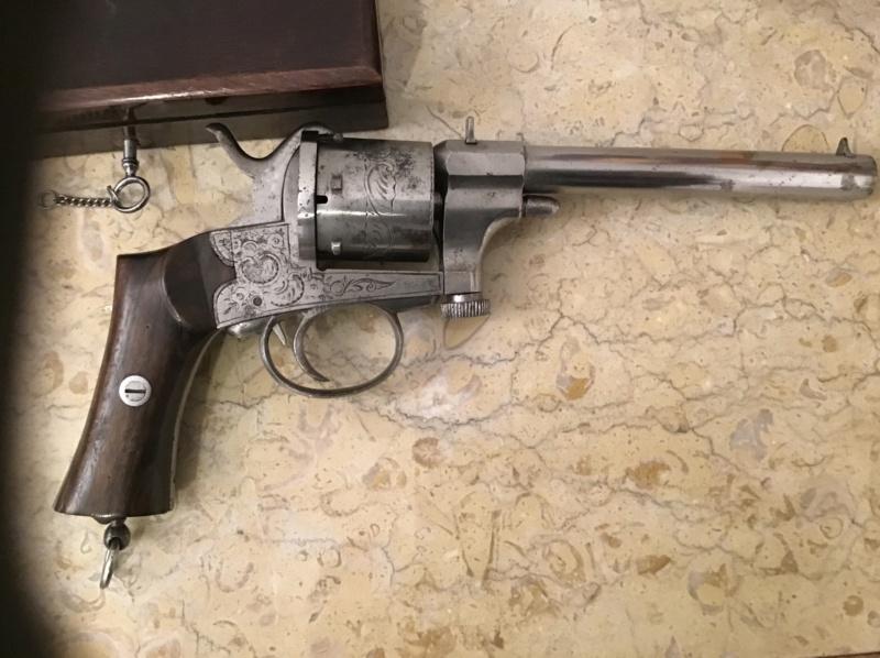 Lefaucheux - Mariette : 3 revolvers  Img_3342