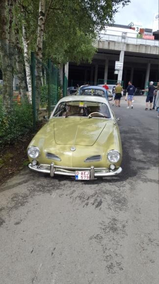 De retour du BugShox à SPA (Belgique) 20190824