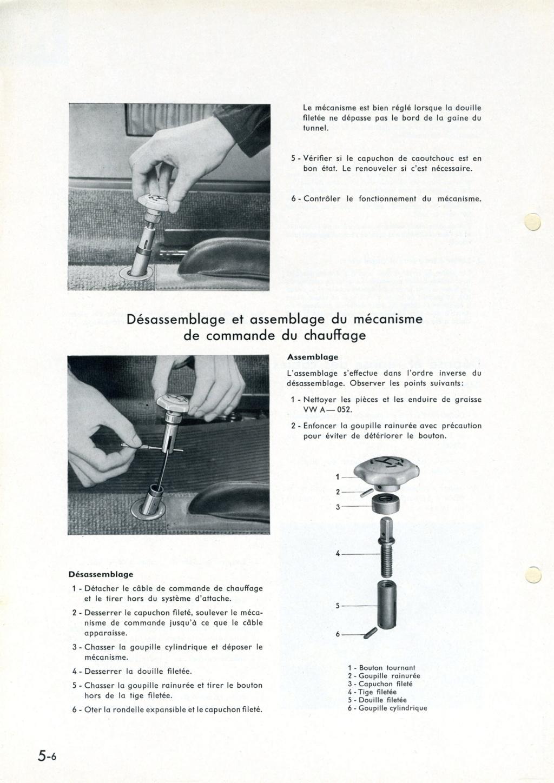 Câbles de commande boîtes de chauffage Page_511