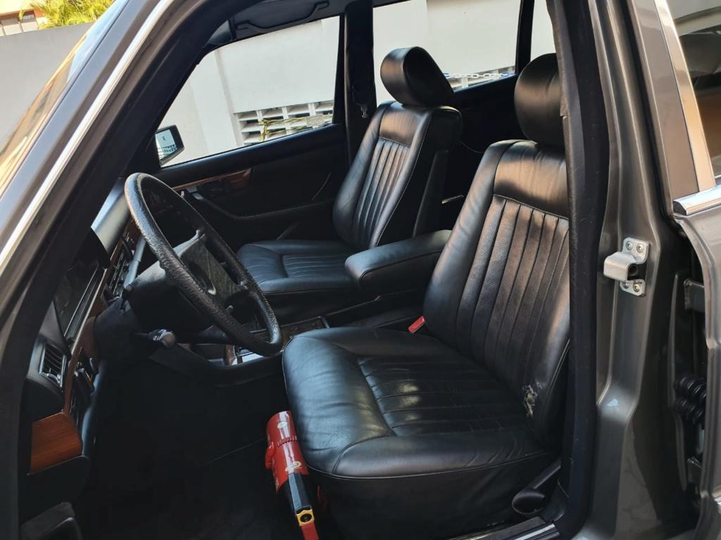 W126 Mercedes 500 Sel R$69000 06ed9410