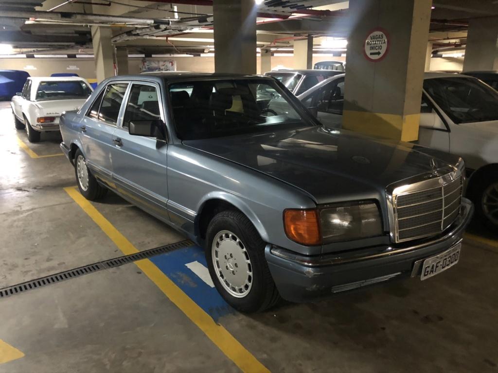 W126. Mercedes 300se 1989.  R$50.000 15afb910