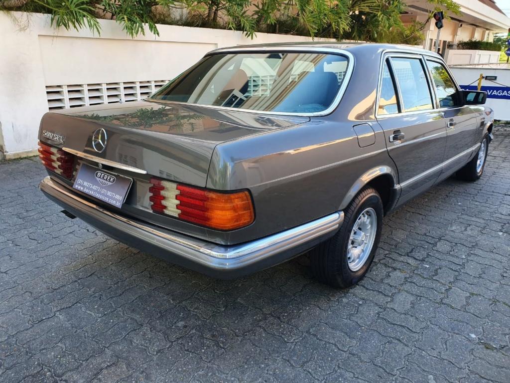 W126 Mercedes 500 Sel R$69000 4bf9e310