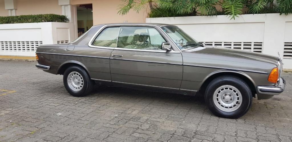 Mercedes c123 1978.  R$75.000,00 4c1e5910