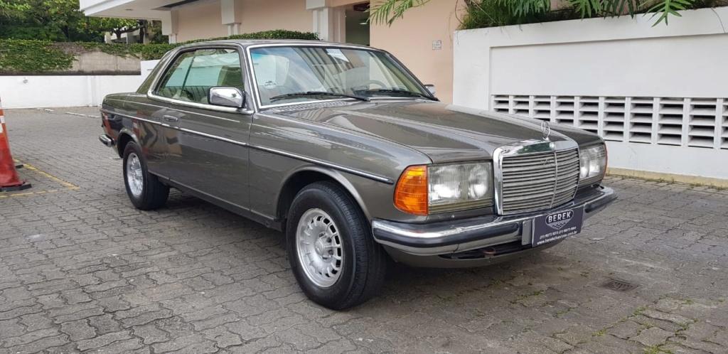 Mercedes c123 1978.  R$75.000,00 9df6d710