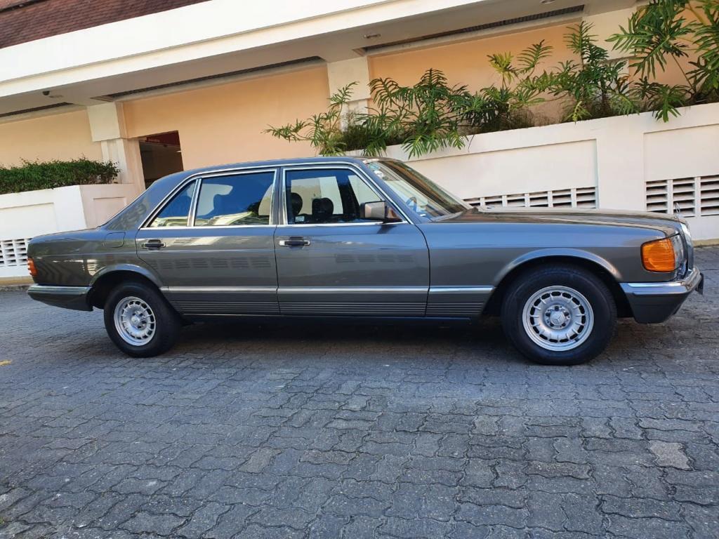 W126 Mercedes 500 Sel R$69000 Da862d10