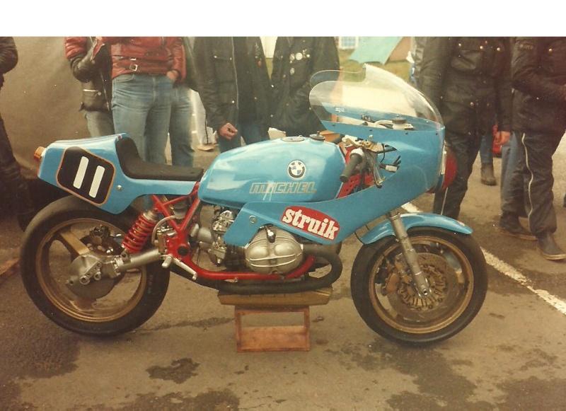 Cadre pour moteur BMW 1983-010