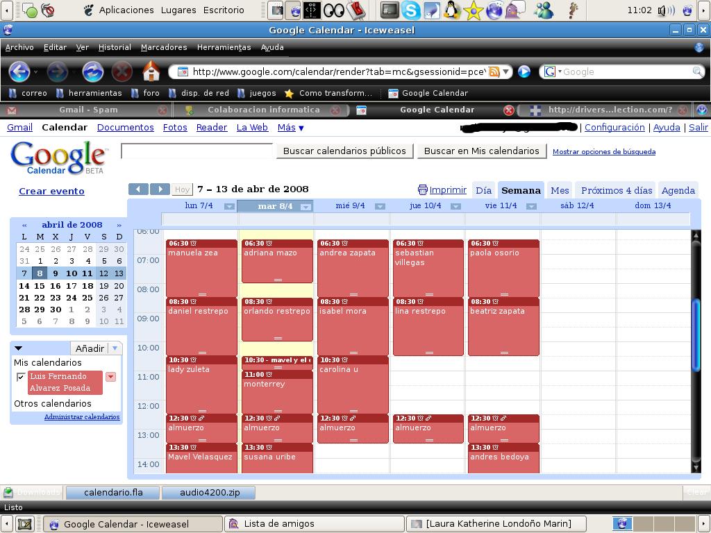 Nececito un calendario Calend11