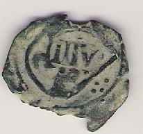8 Maravedís de Felipe III-IV (Granada, 1603–1626) Cortad10