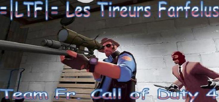 =|LTF|= Les Tireurs Farfelus