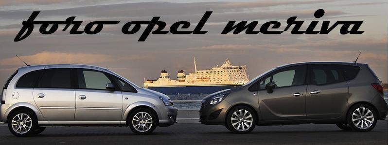 Foro Opel Meriva