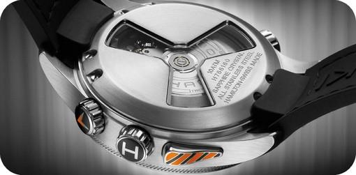 Hamilton Khaki X-Copter Chronographe Hamilt11