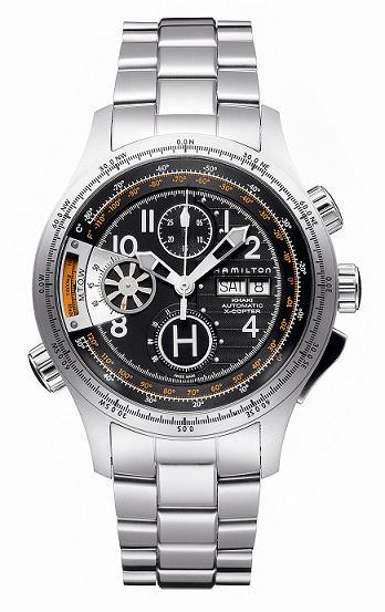 Hamilton Khaki X-Copter Chronographe Hamy1010