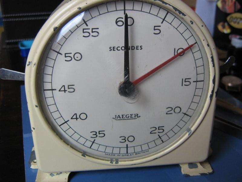 Retour de broc - instrument de mesure tel ZENITH - avis aux collectionneurs Minute10