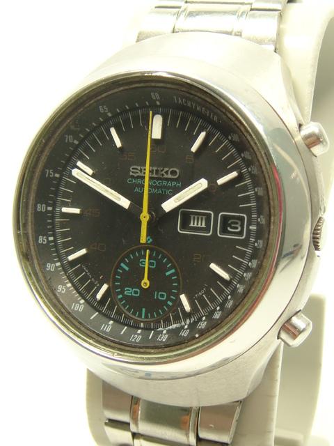 Avis aux connaisseurs : Seiko chrono Time Sonar - Automatique Seiko_10