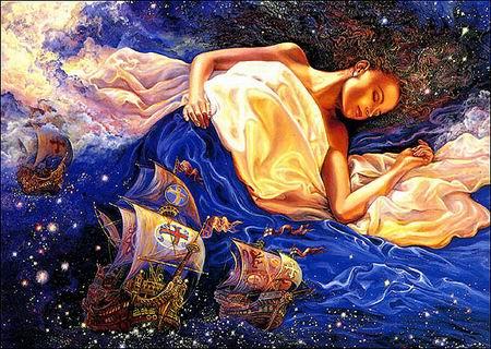 Творчество современных художников. Astral10