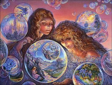 Творчество современных художников. Bubble10