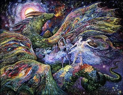 Творчество современных художников. Dragon10