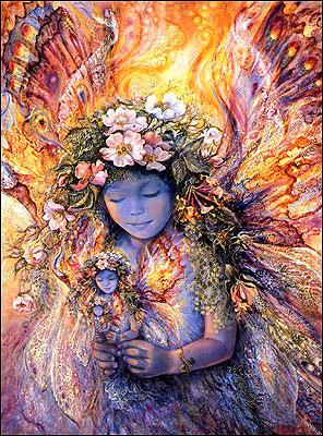 Творчество современных художников. Fairys10