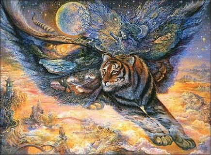 Творчество современных художников. Tigerm10