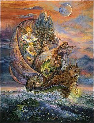 Творчество современных художников. Voyage10