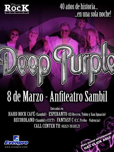 Deep Purple Flydp10