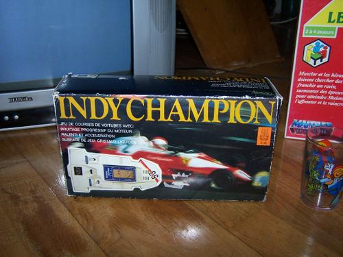 "[Jeux Electronique] Indy Champion ""Lansay"" 100-3311"