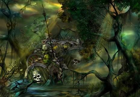 Recueil des Elfes Noirs ~ Royaume de Sylvorn Sylvor10