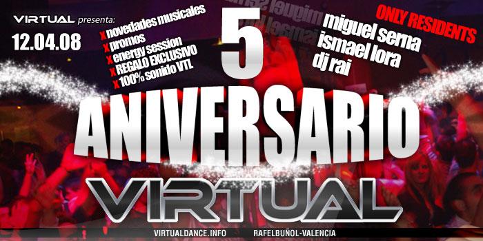 5º Aniversario de Virtual 12040810