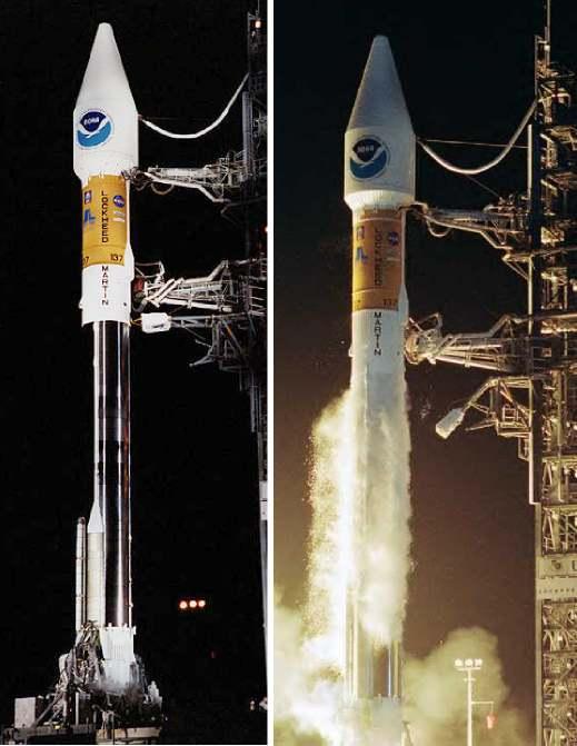Pourquoi y a t il formation de glace au lancement d'une fusée? Atlasi10