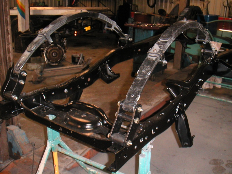 Galvanisation de chassis - Page 2 Pict0018