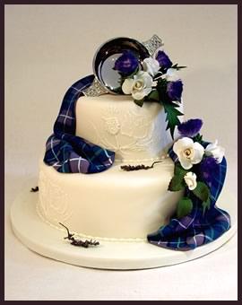 cakes - Too good to eat - the original tartan icing creators Pic_0210