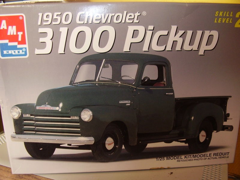 Chevrolet 3100 re-WIP  P2150010