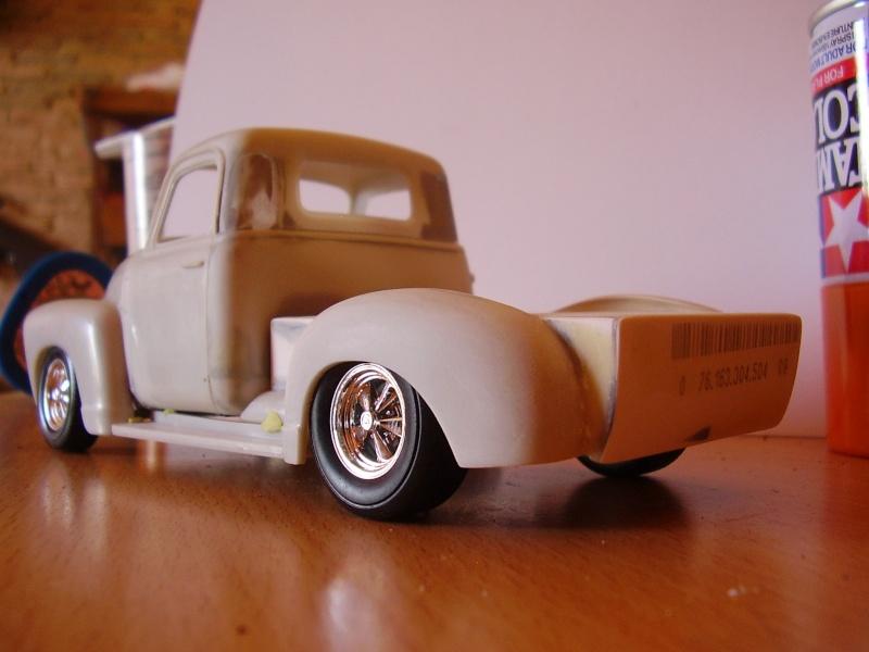 Chevrolet 3100 re-WIP  P2240027