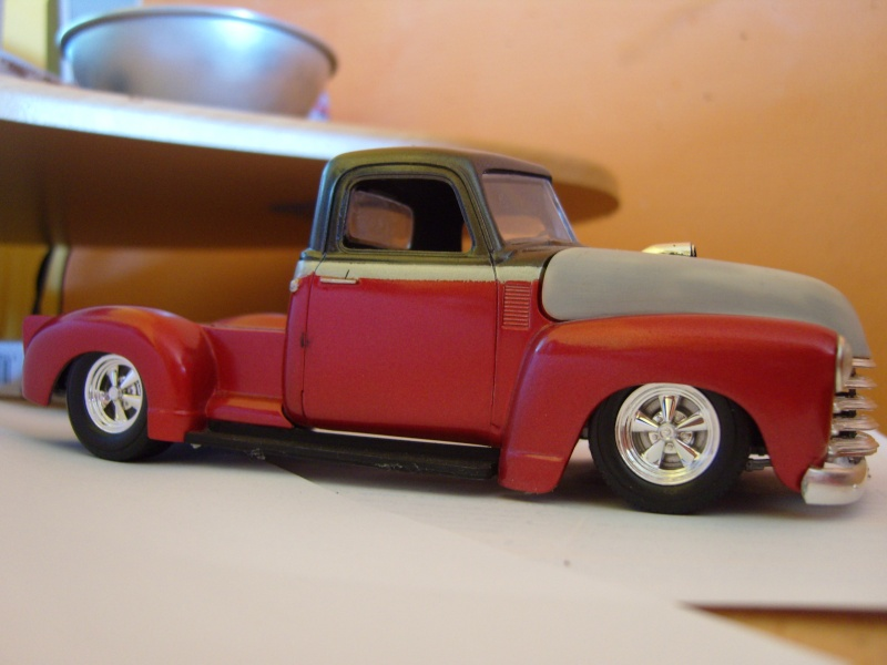 Chevrolet 3100 re-WIP  Ss100143