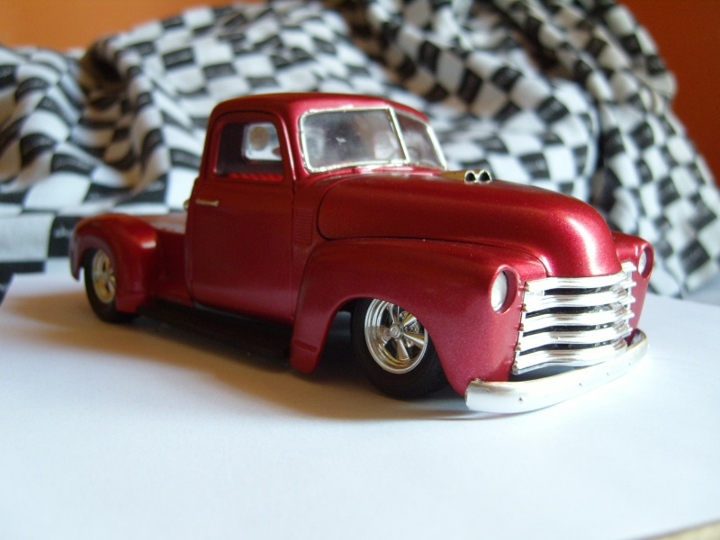 Chevrolet 3100 re-WIP  Ss100147