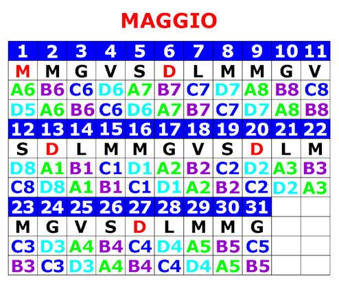 Maggio 05-mag11