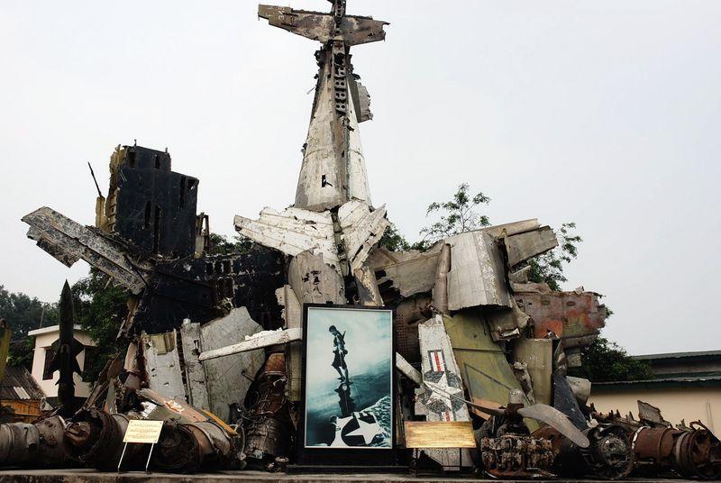 Hanoi, capital du Vietnam Guerre10