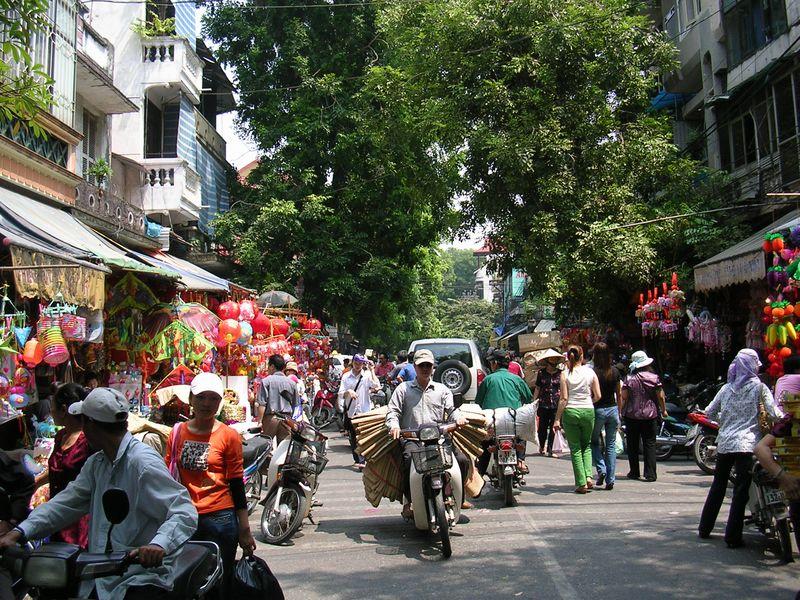 Hanoi, capital du Vietnam Hanoi_10
