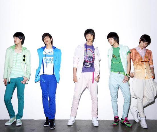 SHINee new GROUP!!! Shinee13