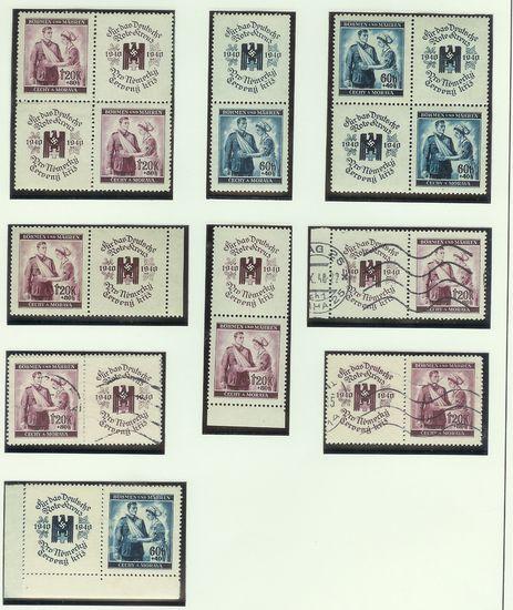 Böhmen und Mähren - Besonderheiten Bum1710