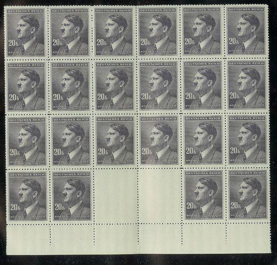Böhmen und Mähren - Besonderheiten Bum1910