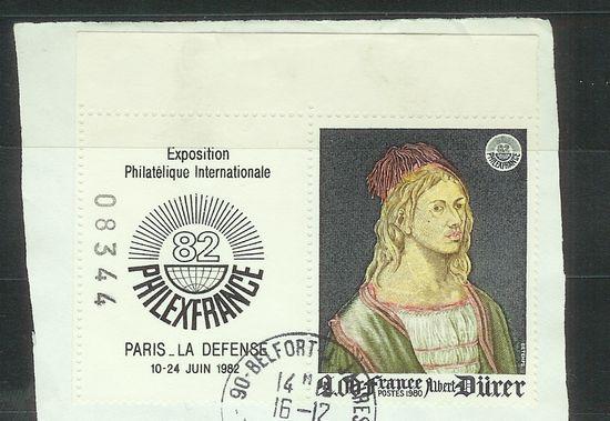 Frankreich`s Gemäldemarken - Seite 2 Rfdare10