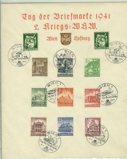 Deutsches Reich April 1933 bis 1945 - Drittes Reich Whw210