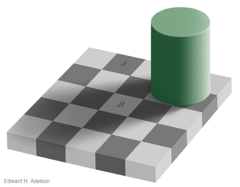 Illusions d'optique difficiles à croire Shadow11