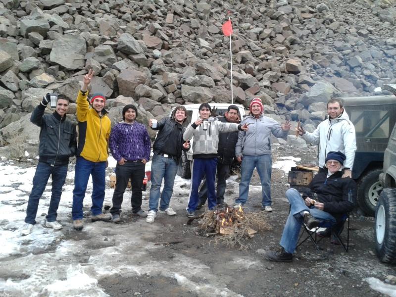 Salida Laguna el Morado 2012-017