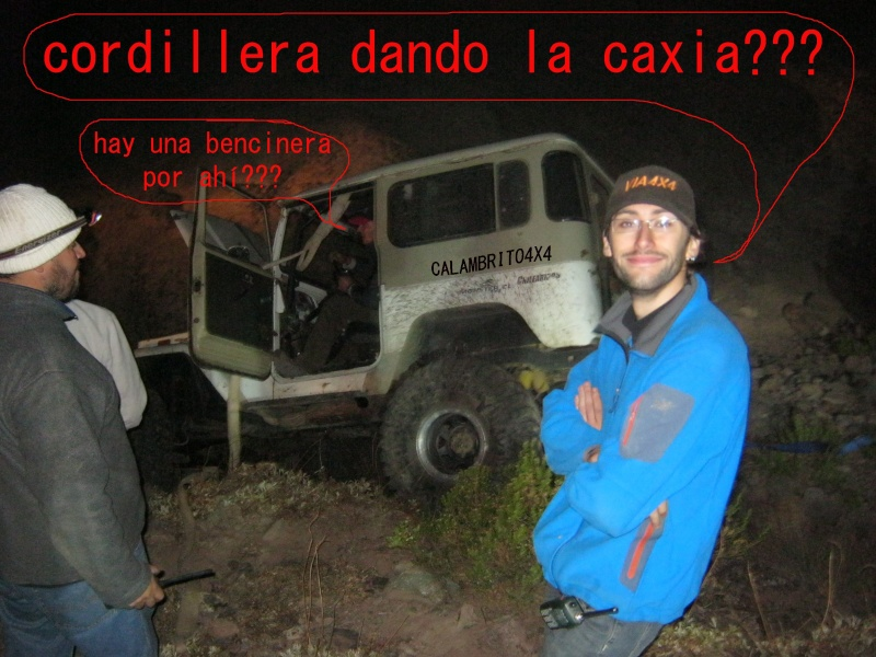 Humor en Gas Andes Humo110