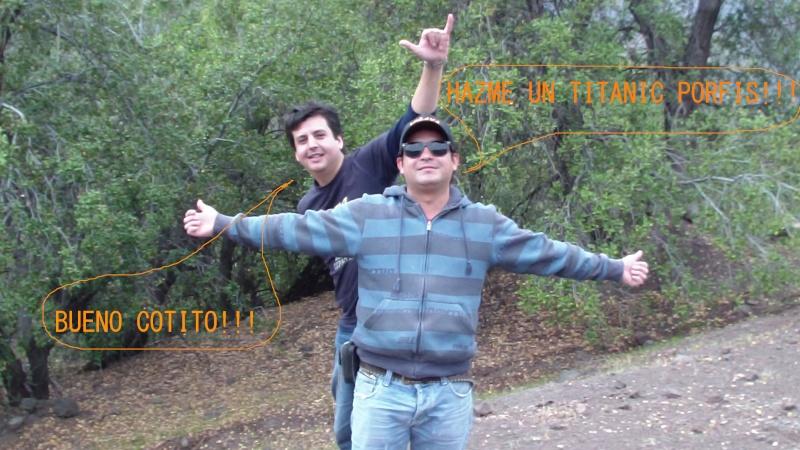 Humor en Gas Andes Humo510