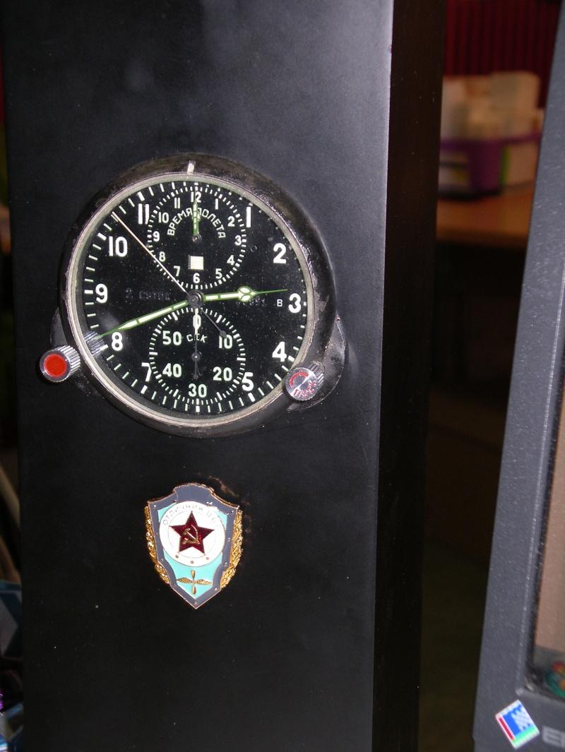 horloge de bord soviétique Rotati10
